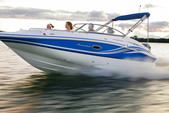 20 ft. Hurricane Boats SD 2000 Deck Boat Boat Rental Tampa Image 8