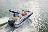 20 ft. Hurricane Boats SD 2000 Deck Boat Boat Rental Tampa Image 7