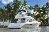 45 ft. Sea Ray Boats 44 Sedan Bridge Flybridge Boat Rental Miami Image 4