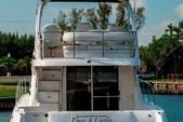 45 ft. Sea Ray Boats 44 Sedan Bridge Flybridge Boat Rental Miami Image 5