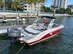 23 ft. Chaparral Boats 23 SSi Bow Rider Boat Rental Miami Image 6