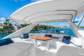 70 ft. 70' Azimut Motor Yacht Boat Rental Miami Image 6