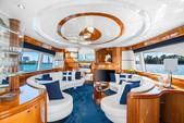 70 ft. 70' Azimut Motor Yacht Boat Rental Miami Image 8