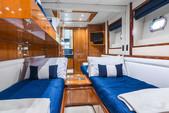 70 ft. 70' Azimut Motor Yacht Boat Rental Miami Image 17