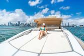 77 ft. 77' Azimut S Flybridge Boat Rental Miami Image 7
