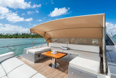 77 ft. 77' Azimut S Flybridge Boat Rental Miami Image 6