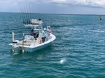 23 ft. Hanson 23 Tower Boat Center Console Boat Rental Tampa Image 3