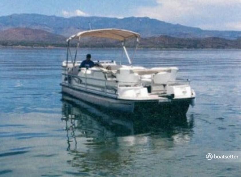 Rent a Landau pontoon in San Diego, CA near me