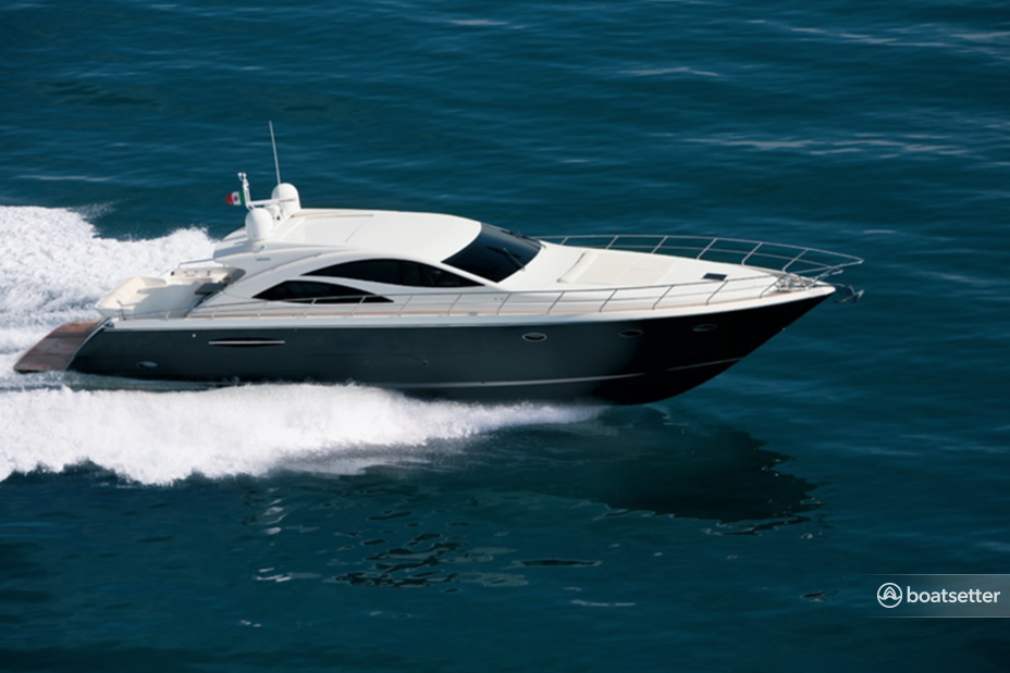 Rent a Uniesse motor yacht in Chicago, IL near me