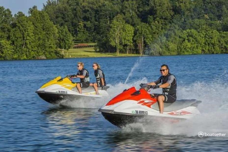 Rent a Yamaha jet ski_/_personal_water_craft in Madeira Beach, FL near me