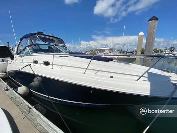 Rent a Sea Ray Boats motor yacht in Hallandale Beach, FL near me
