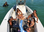 35 ft. Sea Hunter 35' Tournament Center Console Boat Rental Miami Image 27