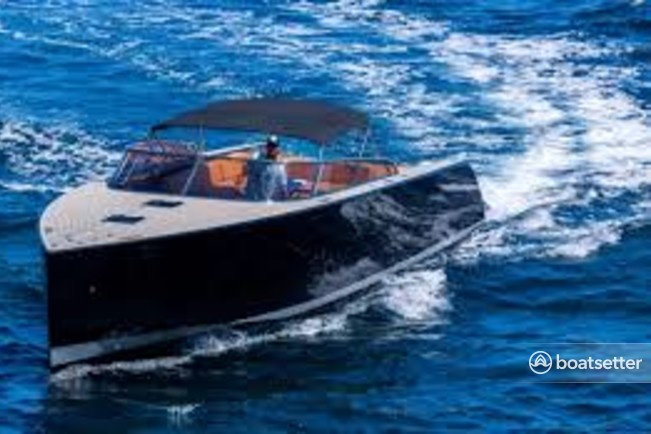 Rent a Van Dutch cruiser in Sunny Isles Beach, FL near me
