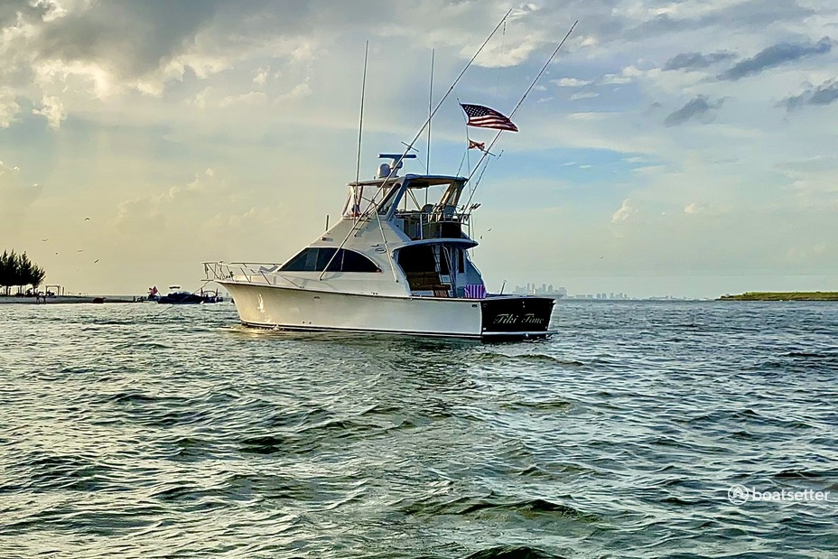 Rent a Ocean Yachts offshore sport_fishing in Tampa, FL near me