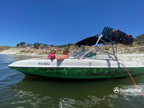 Rent a Tige' Boats ski and wakeboard in Bradley, CA near me
