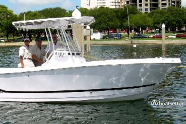 Rent a Pro-Line Boats center console in Deerfield Beach, FL near me