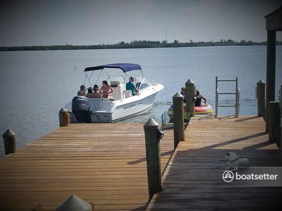 Rent a Sea Hunt Boats dual console in Grant-Valkaria, FL near me