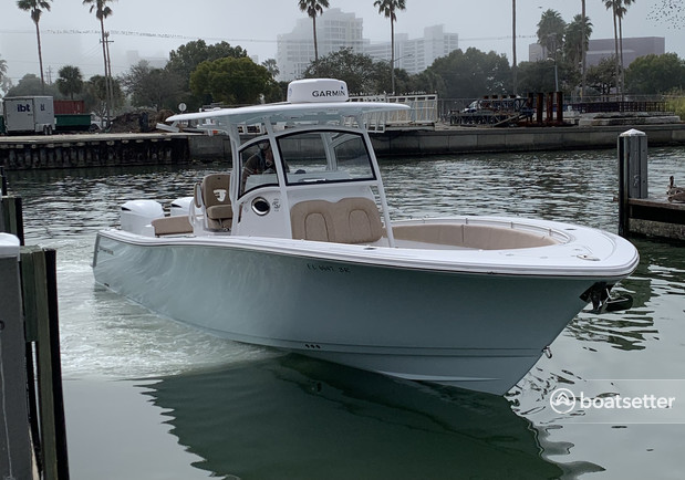 Rent a SPORTSMAN BOATS center console in New Smyrna Beach, FL near me