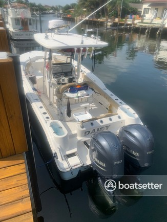 Rent a Key West Boats center console in Boca Raton, FL near me