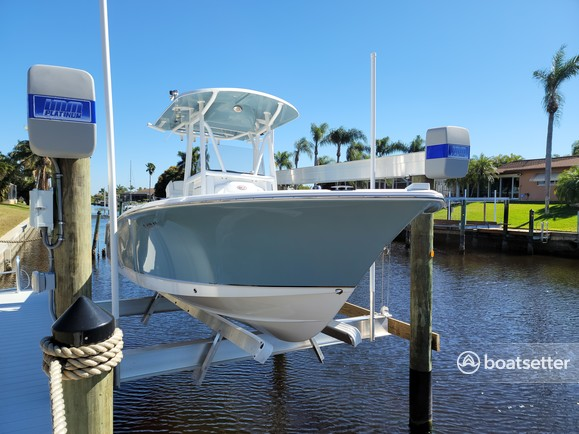 Rent a Sea Hunt Boats center console in Cape Coral, FL near me