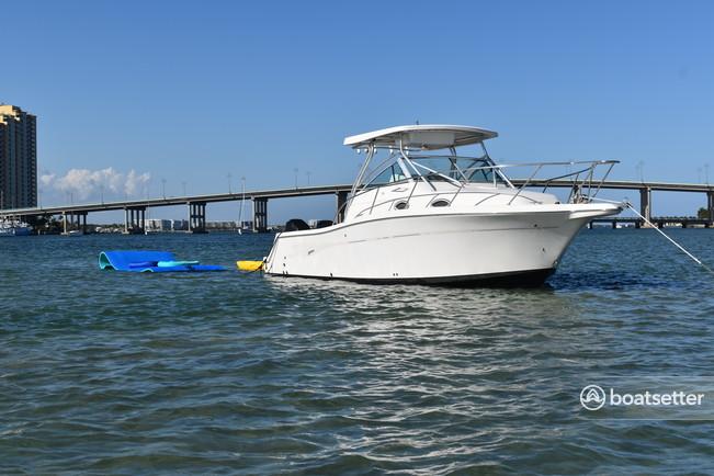Rent a Pro-Line Boats walkaround in North Palm Beach, FL near me