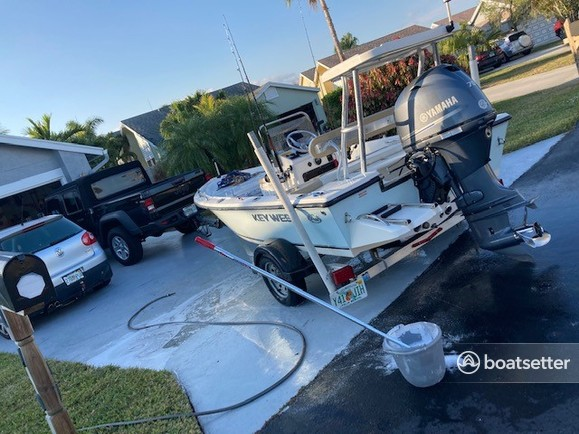 Rent a Key West Boats center console in Delray Beach, FL near me