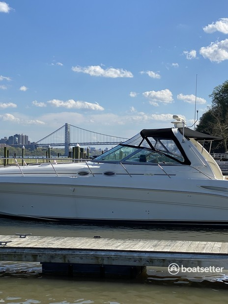 Rent a Sea Ray Boats cruiser in ENGLEWD CLFS, NJ near me