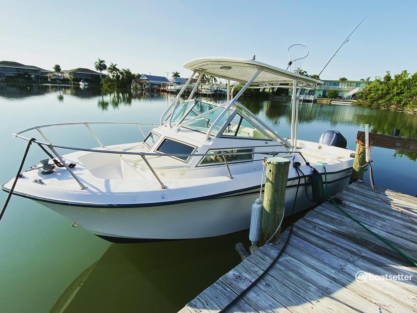 Rent a Grady-White Boats cuddy cabin in Naples, FL near me