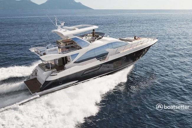 Rent a Azimut cruiser in Marina del Rey, CA near me
