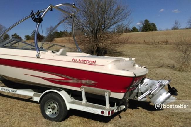Rent a Glastron Boats fish and ski in Waukegan, IL near me