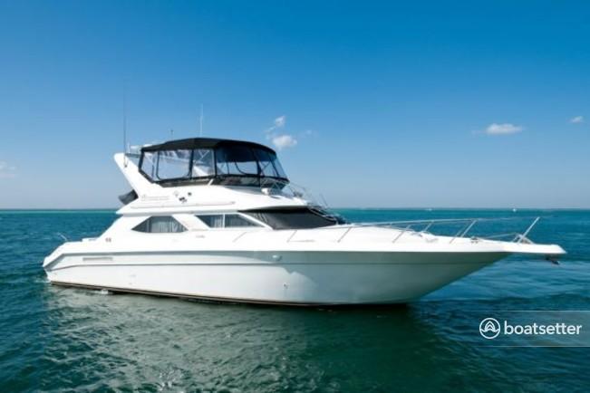 Rent a Sea Ray  motor yacht in Miami Beach, FL near me