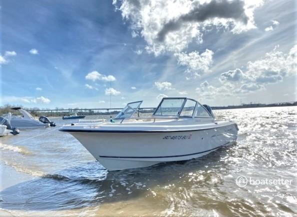 Rent a Sea Hunt Boats dual console in Mount Pleasant, SC near me