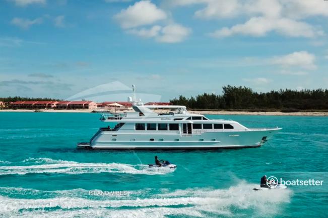 Rent a Broward mega yacht in Key West, FL near me