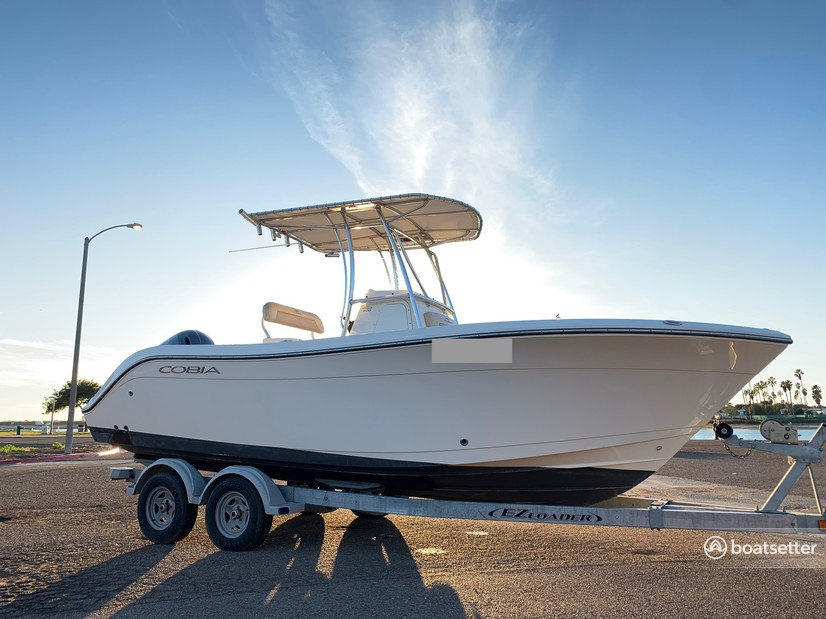 Rent a COBIA BOATS fish and_ski in San Diego, CA near me
