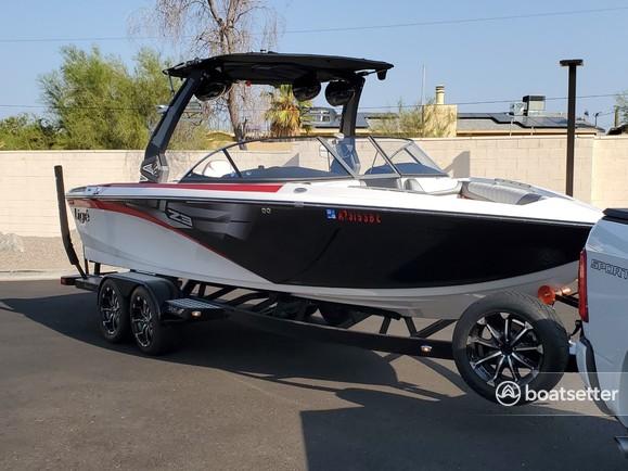 Rent a TIGE' BOATS ski and wakeboard in Lake Havasu City, AZ near me