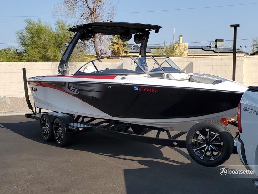 Rent a TIGE' BOATS ski and_wakeboard in Lake Havasu City, AZ near me