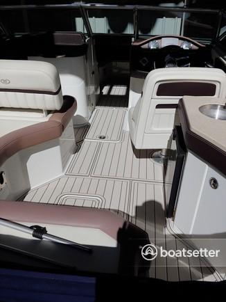 Rent a Cobalt deck boat in Tarpon Springs, FL near me