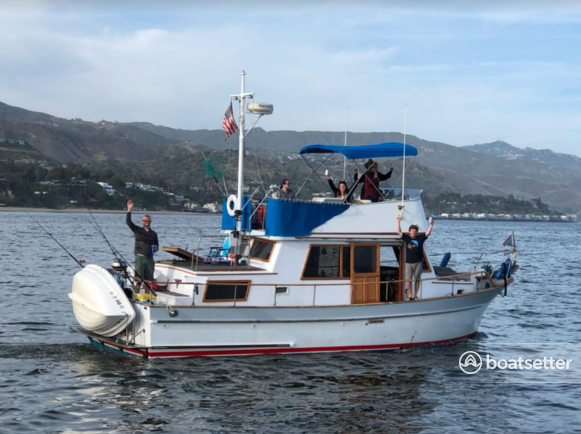 Rent a Other trawler in Marina del Rey, CA near me