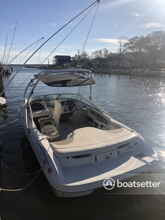 Rent a Sea Ray Boats bow rider in Toms River, NJ near me