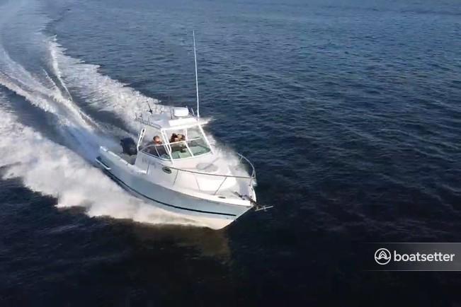 Rent a Striper Boats walkaround in Riverside, CA near me