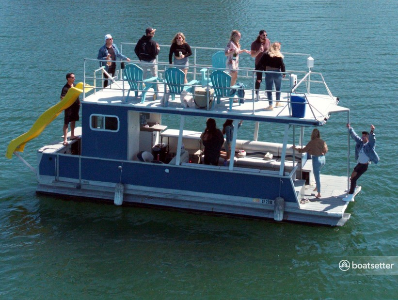 Rent a Gregor Boats pontoon in San Diego, CA near me