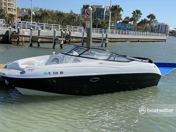 Rent a Stingray Boats bow rider in Kissimmee, FL near me