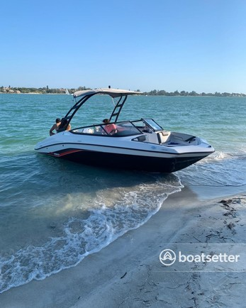 Rent a YAMAHA jet boat in Kissimmee, FL near me