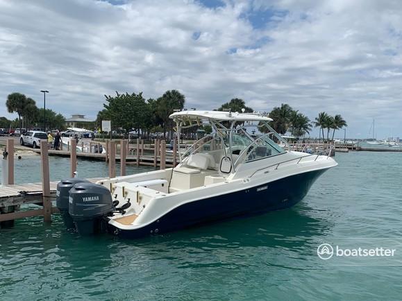 Rent a Hydrasports Boats cuddy cabin in Riviera Beach, FL near me