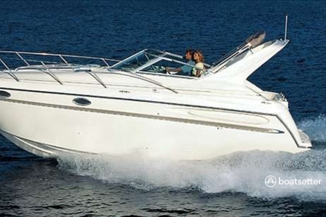 Rent a Sea Ray Boats cruiser in Stamford, CT near me