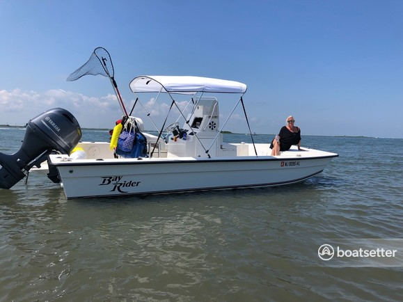 Rent a Kencraft Boats center console in Stafford Township, NJ near me