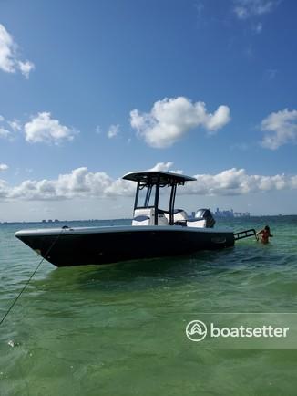 Rent a ROBALO center console in Sunny Isles Beach, FL near me