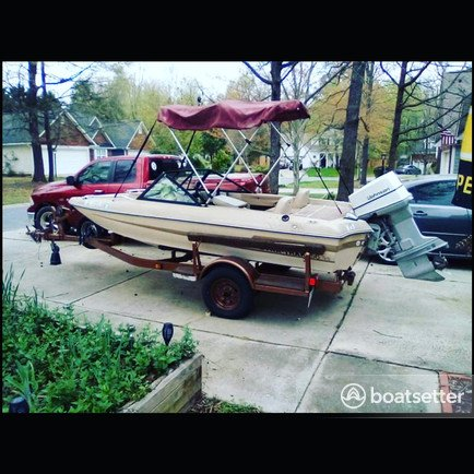 Rent a Ebbtide Boats fish and ski in Chapin, SC near me