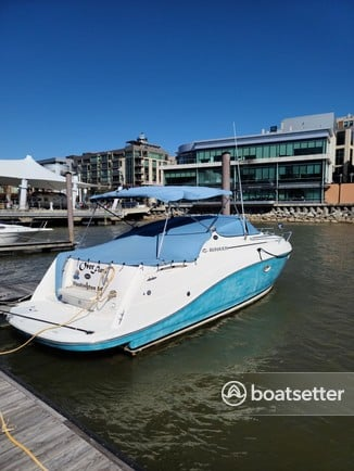 Rent a Rinker Boats cruiser in Oxon Hill, MD near me