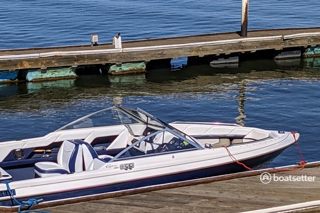 Rent a Bayliner runabout in Discovery Bay, CA near me